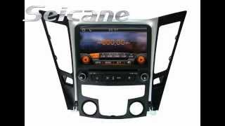 2011 2012 2013 2014 Hyundai Sonata Aftermarket Car Bluetooth DVD GPS Navigation Autoradio