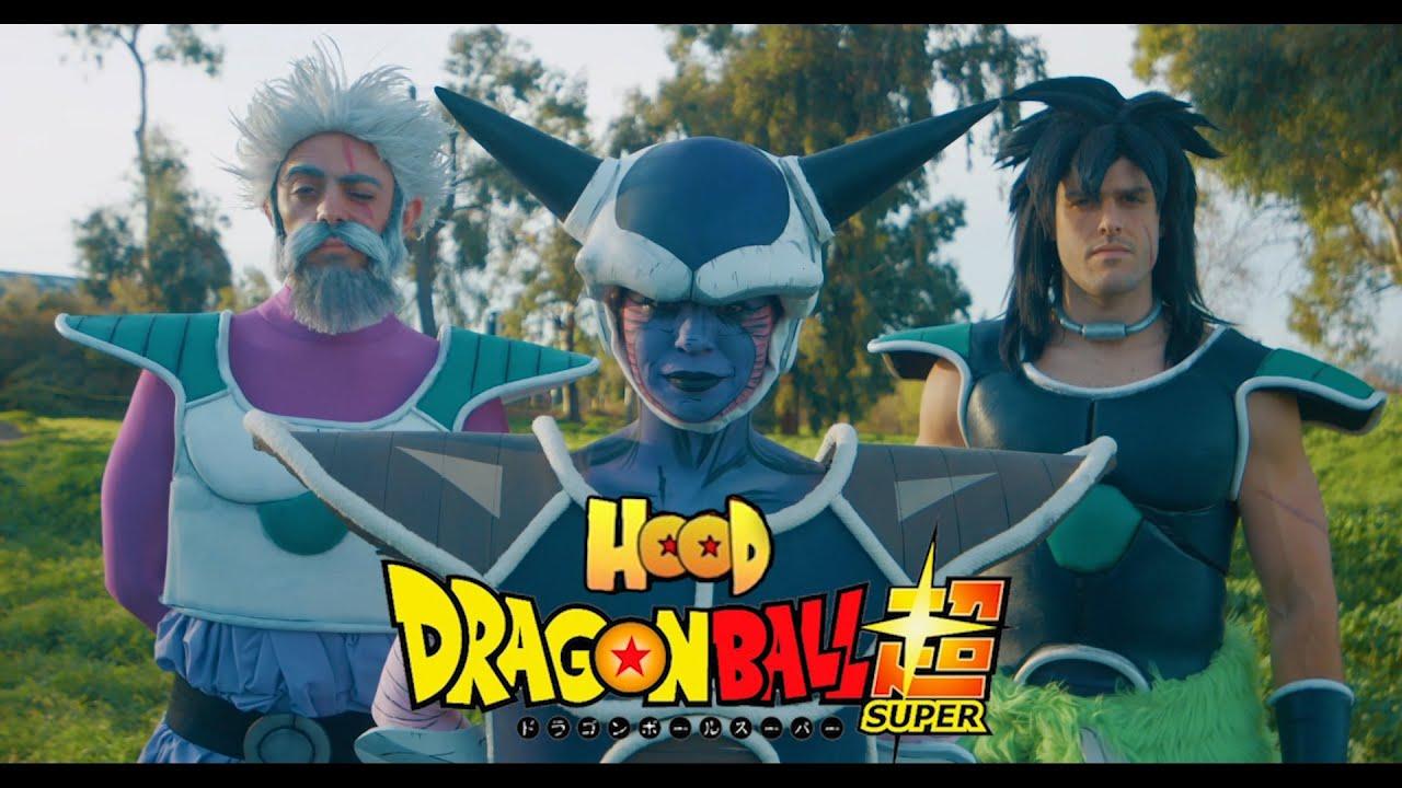 "Download ""HOOD DRAGON BALL SUPER"" pt.1 (full video) Goku vs Broly"