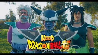 """HOOD DRAGON BALL SUPER"" pt.1 (full Mp3) Goku vs Broly"