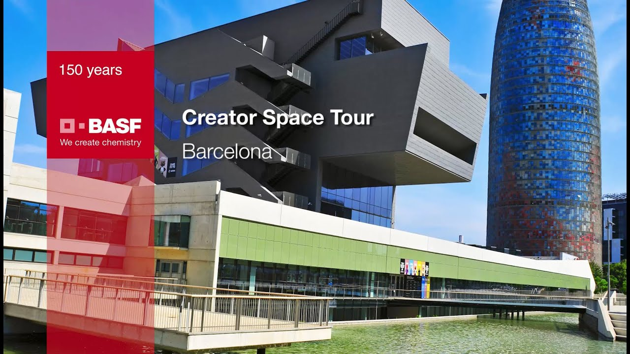 Insights into the Summit of the Creator Space tour in Barcelona ...