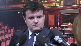 Centinaio, opposizione ostaggio asse Renzi Verdini