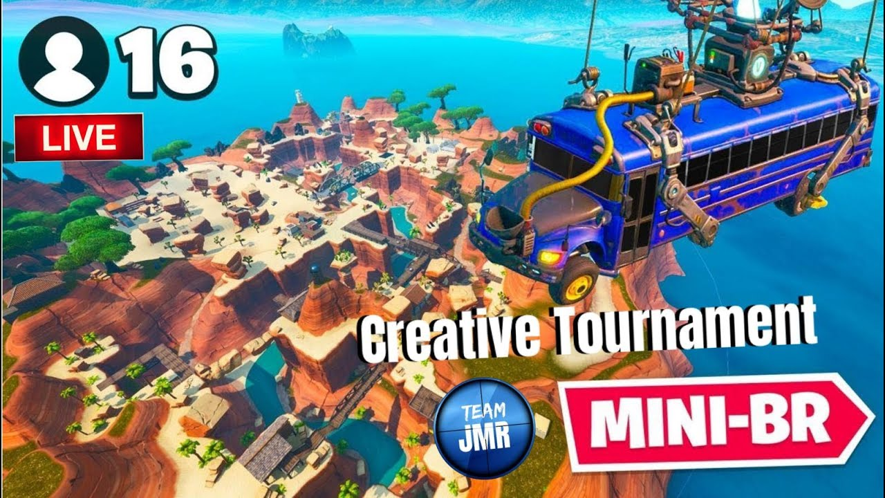🔴LIVE Fortnite creative stream playing with subs (mini battle royale)!!!!🔴