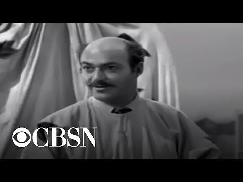 DJ QUEST - 1950s TV show featured con man named Trump who wanted to build a wall