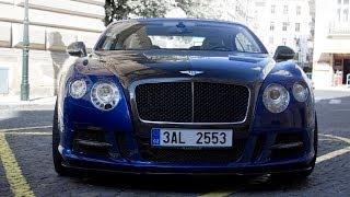 Mansory Sanguis Bentley Continental GT 2013 Videos
