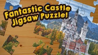 Majestic Castles Jigsaw Puzzles Game - App Gameplay Video