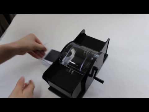 Shuffle (шафл) машинка для перемешивания карт с ручным механизмом Piatnik в магазине Валимо