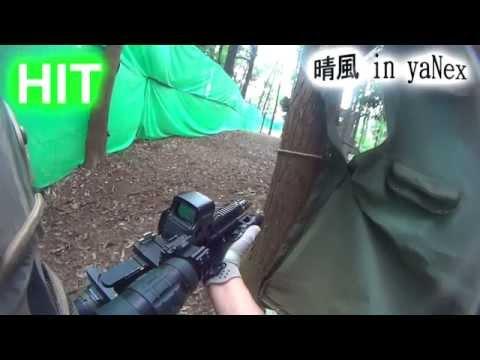 kouのサバゲ 2014/5/6 晴風 in yaNex千葉県