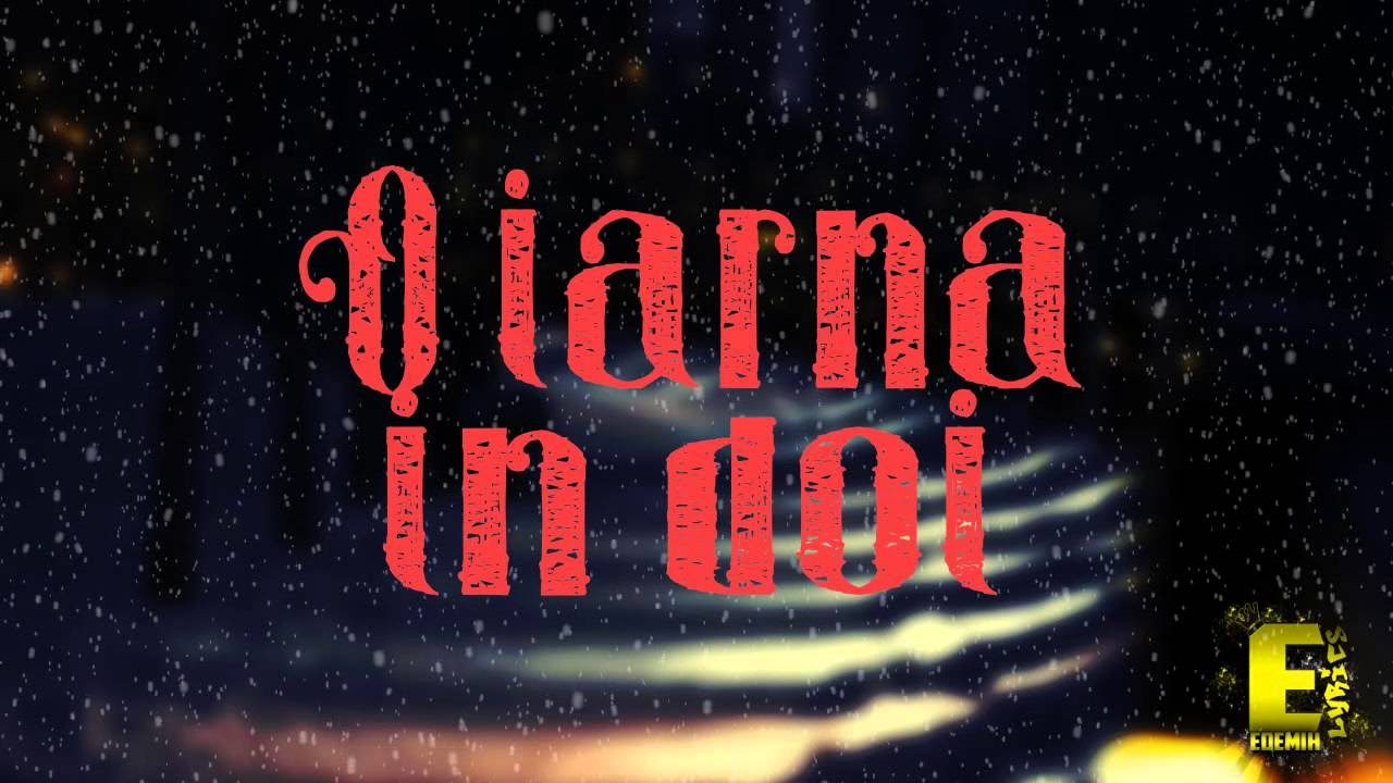 Theo Rose - Iarna in doi Official Versuri
