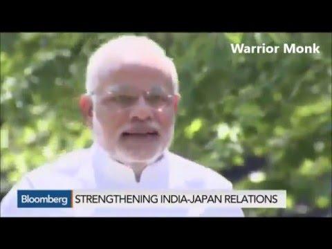 US media on Modi-Abe friendship !
