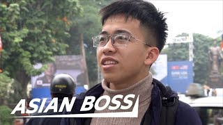 Vietnamese React To Trump-Kim Summit [Street Interview] | ASIAN BOSS