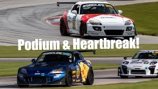 Podium & Heartbreak! Supercharged S2000s #GRIDLIFE Time Attack Autobahn