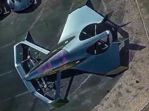 Aston Martin Volante Vision Concept Evtol Flying Car
