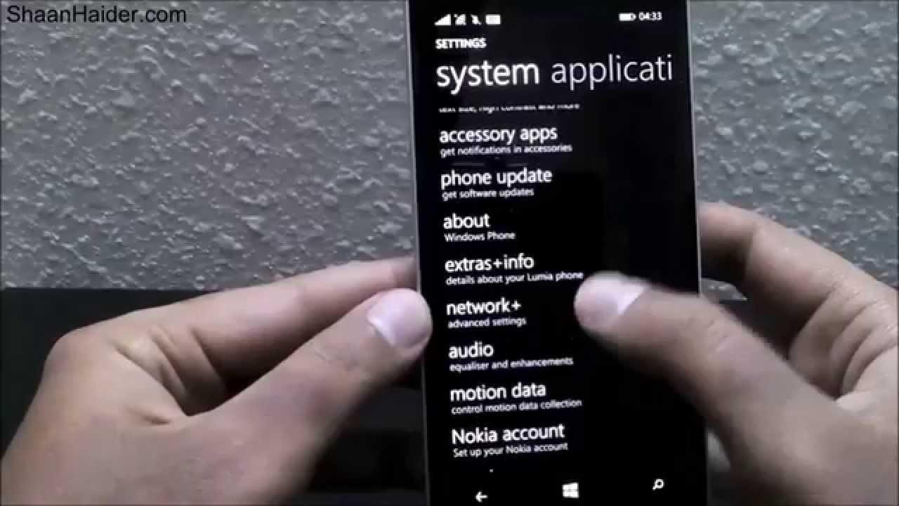 Lumia 521 denim update - How To Update To Lumia Denim On Windows Phone