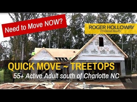 Treetops Homes for Sale in Indian Land - Lancaster SC from Lennar