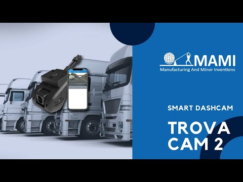 TrovaCam - The REALTIME Video, Audio And TRACKING Fixed Dashcam.