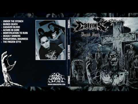 """COFFINS """"Buried Death"""" [Full Album]"""