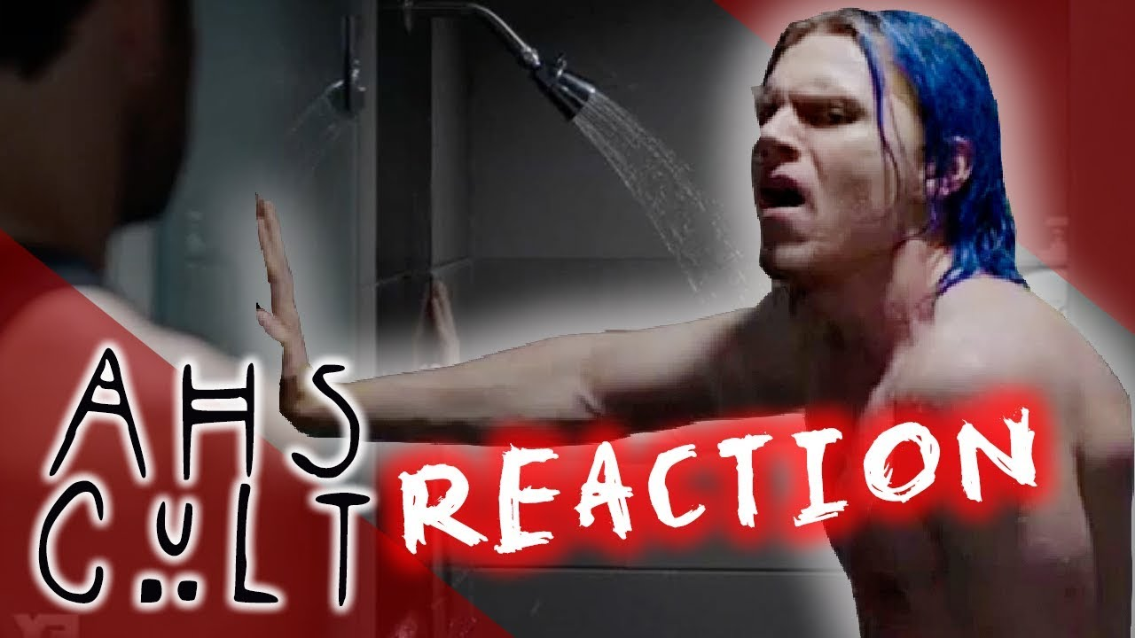 Download American Horror Story Cult Reaction Video | Kai Self Love in Shower