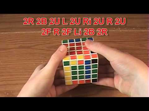 how to solve the 5x5 rubik 39 s cube part 2 youtube. Black Bedroom Furniture Sets. Home Design Ideas