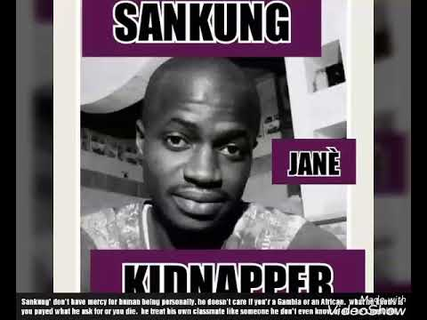 How Sankung kidnapped and kill people full interview