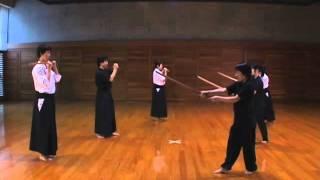 殺陣道場・玄舟塾(2008年に解散)で販売されていた殺陣の入門ビデオで...