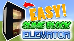 Mc Pe How To Build Elevator Easy Free Music Download