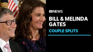 How much $ is at stake in the Bill and Melinda Gates split?