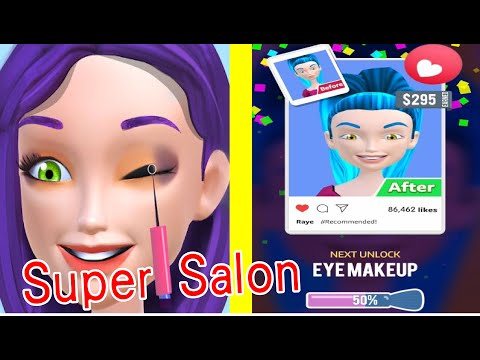 Super Salon - Gameplay Walkthrough (Android)