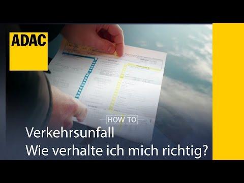 ADAC How To Verhalten nach Unfall | Folge 27