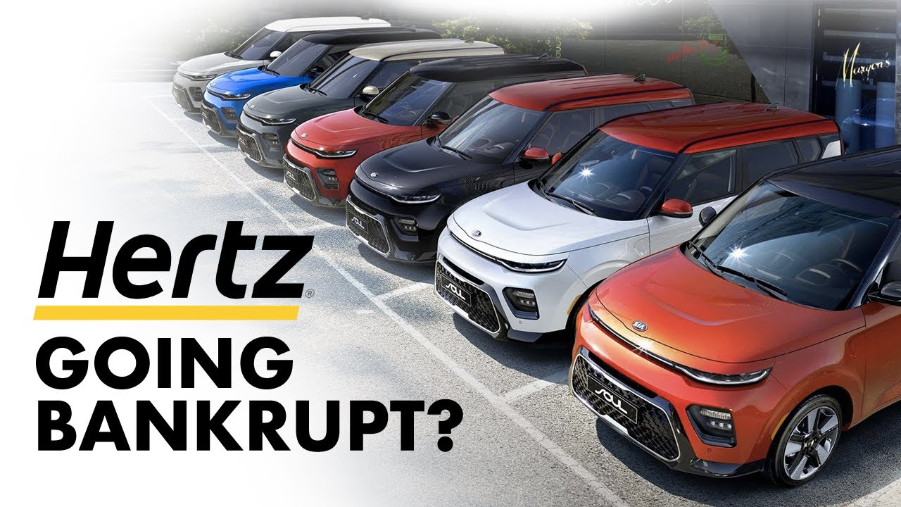 Hertz Going Bankrupt Here S What That Means For Used Car Prices Youtube