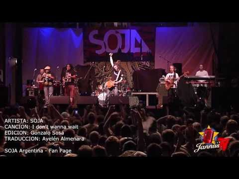 SOJA - I Don't Wanna Wait (Subtitulado Español)