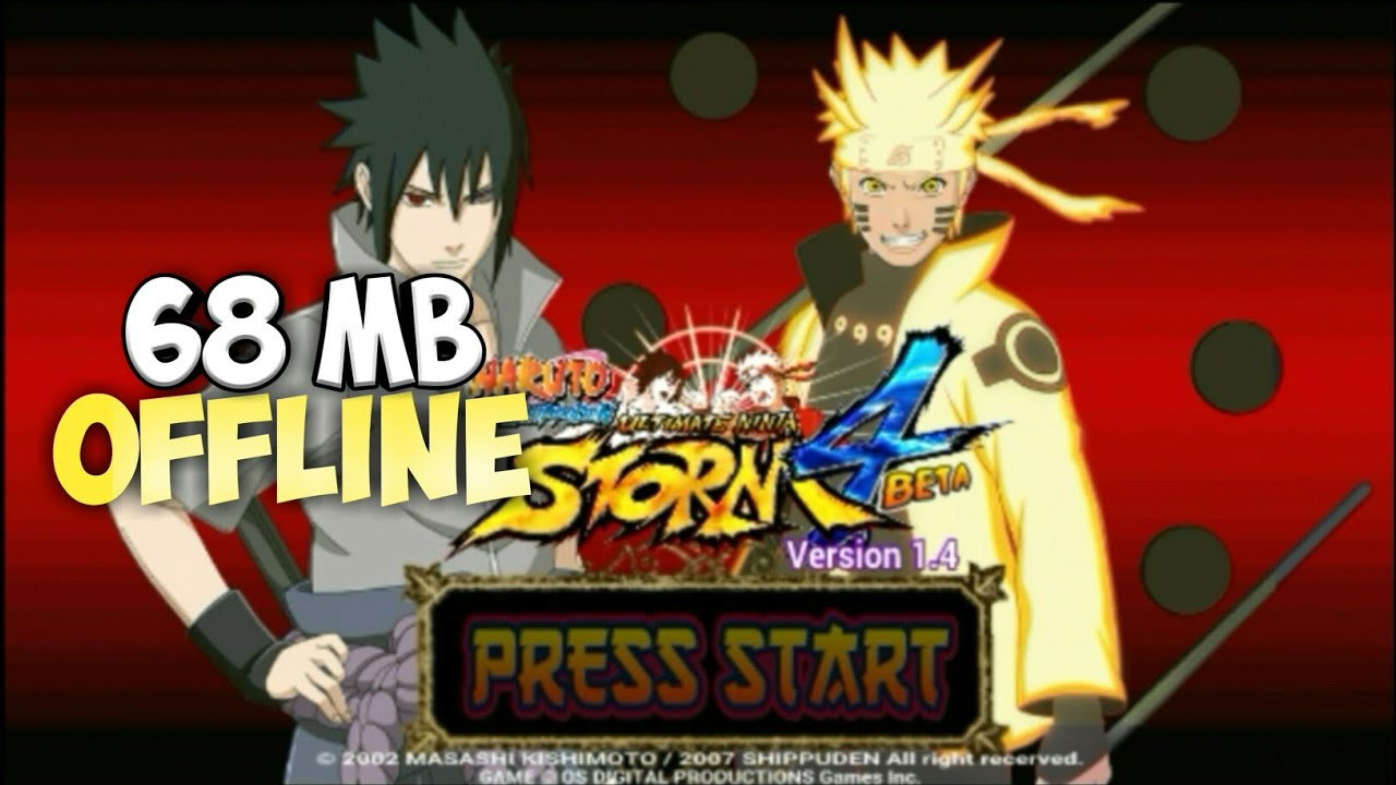 Download Di HP Android, Naruto Shippuden Ultimate Ninja ...