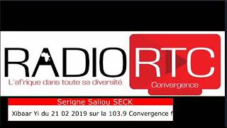 Download Video Xibaar Yi du 21 02 2019 sur la 103.9 Convergence fm (3S) Sérigne Saliou SECK MP3 3GP MP4