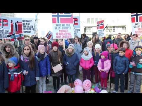 Ruben Filoti & copiii Bruxelles - Pace , noi vrem Pace ! PROTEST