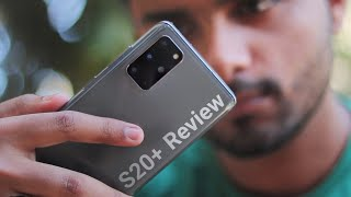 Galaxy S20 Plus Review | THE IGNORED THINGS!