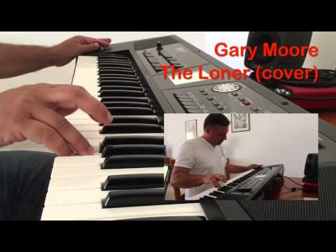 Cover by Roger Carvalho | The Loner - Gary Moore