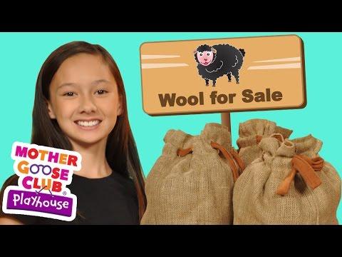 Baa Baa Black Sheep   Mother Goose Club Playhouse Kids Video