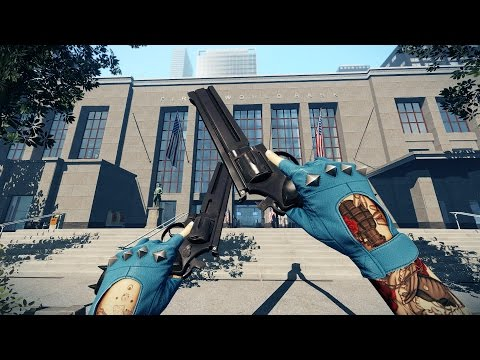 Download Youtube: Payday 2 First World Bank One Down Hud off