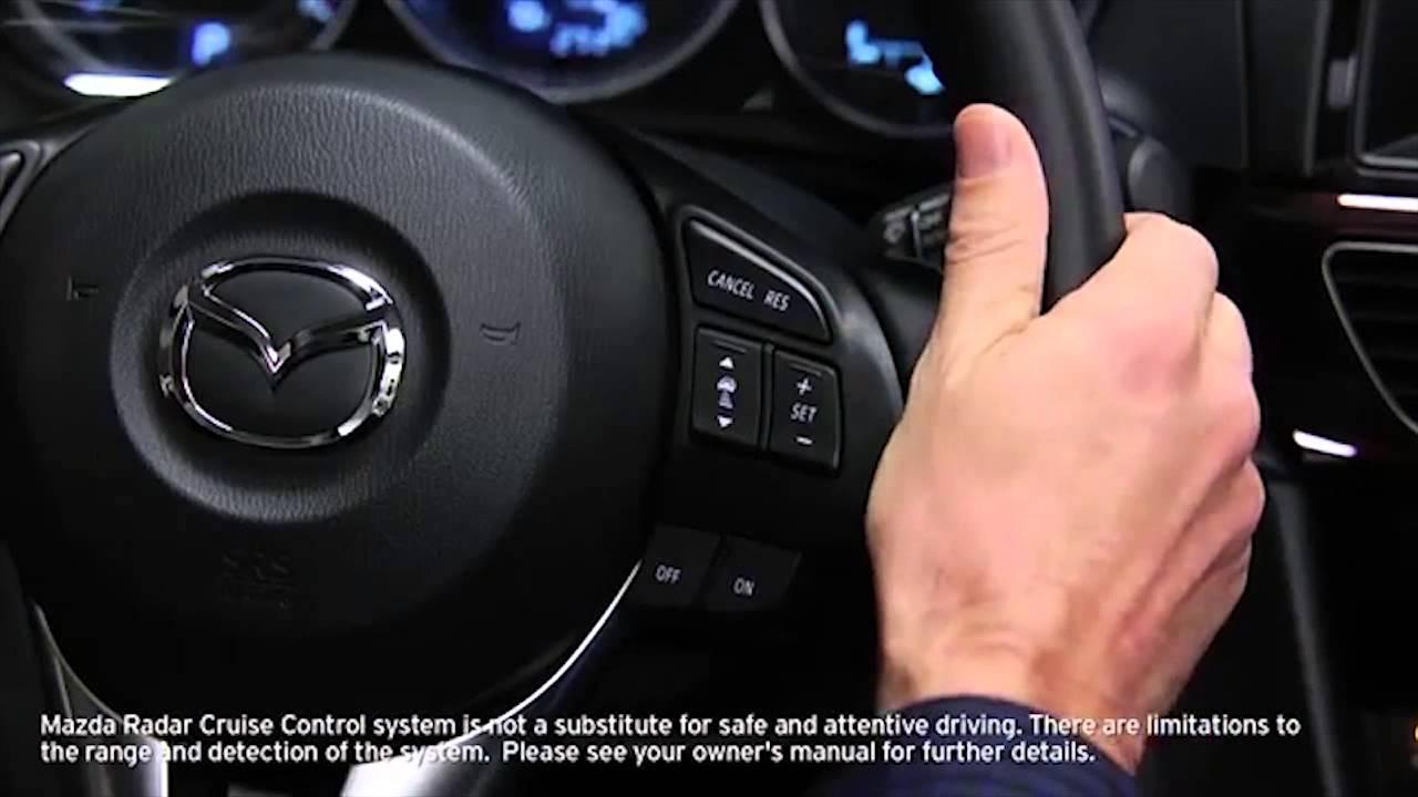 Mazda Mazda6: Brake System