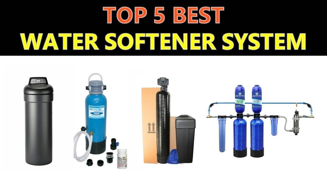 Best Water Softener System 2020