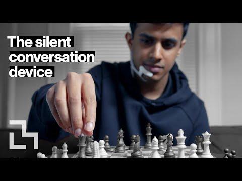 AlterEgo — устройство, которое может слышать ваши мысли (2 фото + видео)