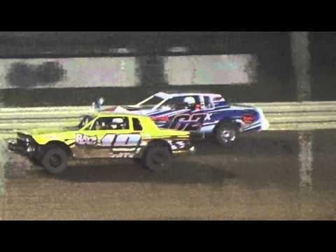 Ark La Tex Speedway Factory stock B main 2 5/7/16