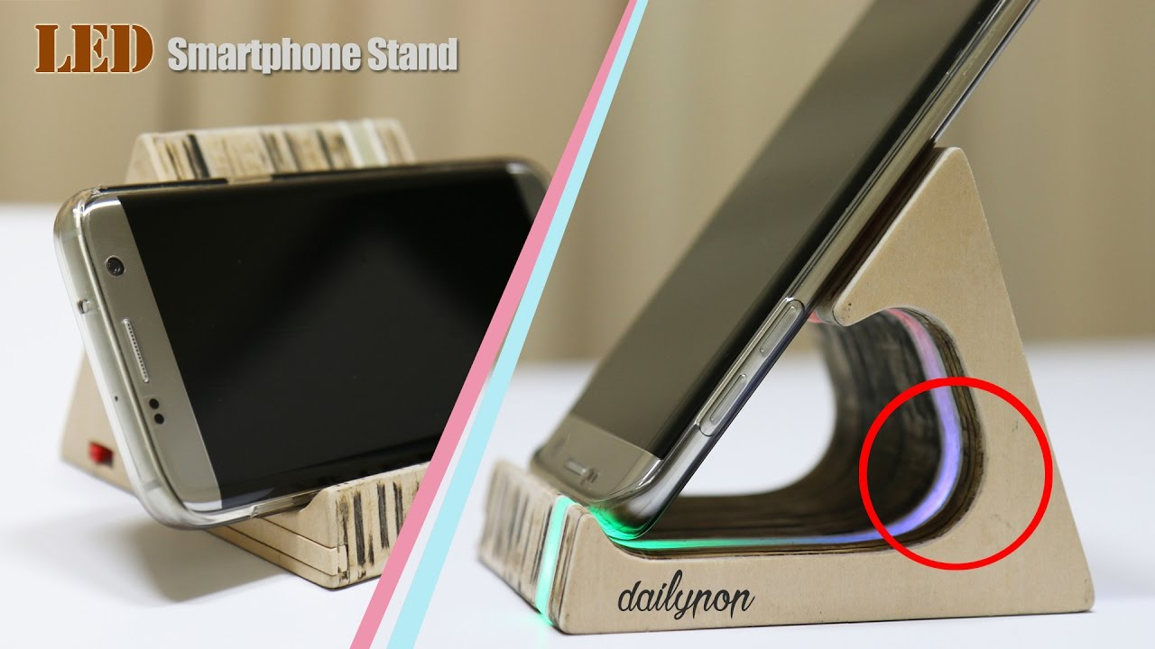 20 DIY iPhone Docks And Stands That Are Low budget And Stunning