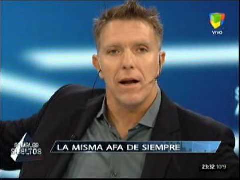 Fantino le declaró la guerra a la nueva Superliga: fuerte descargo