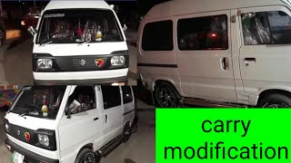 Suzuki bolan modified|suzuki carry daba|سوزوکی کیری |