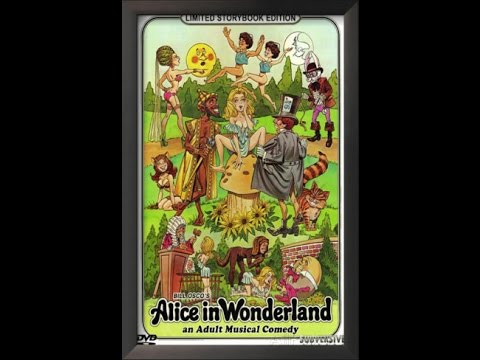 Alice in Wonderland an Adult Musical Comedy Movie Review (1976)