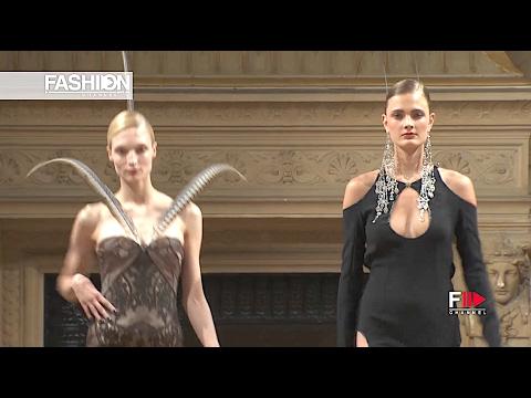 ALEXIS MABILLE Haute Couture Fall 2011 2012 Paris - Fashion Channel