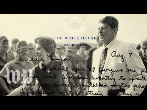 Opinion | The story behind Ronald Reagan's lost letter about God