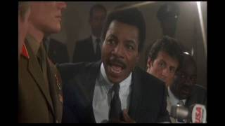 Rocky IV - Apollo Vs Drago Press Conference