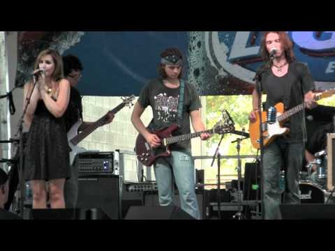 The Chain - Fleetwood Mac cover by Chad Hammock Band and ...