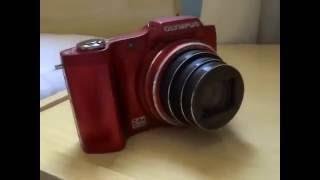 Câmera Digital Olympus SZ-14 (SZ14). Rápida análise review.
